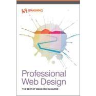 Professional Web Design : The Best of Smashing Magazine