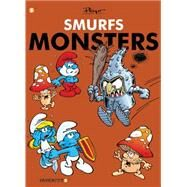 The Smurfs Monsters by Peyo, 9781629912752