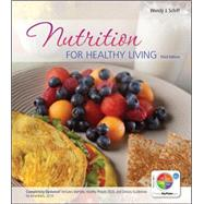 Nutrition For Healthy Living by Schiff, Wendy, 9780073522753