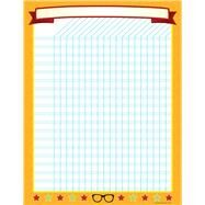 Hipster Incentive Chart by Carson-Dellosa Publishing Company, Inc., 9781483832753