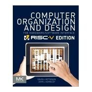 Computer Organization and Design Risc-v Edition by Patterson, David A.; Hennessy, John L., 9780128122754