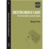Concepción Gimeno de Flaquer / Gimeno de Flaquer Conception by Pintos, Margarita, 9788416032754
