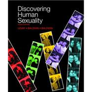 Discovering Human Sexuality by Levay, Simon; Baldwin, Janice; Baldwin, John, 9781605352756
