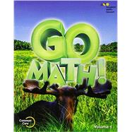 Go Math!, Grade 3 by Houghton Mifflin Harcourt, 9780544432758