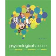 Psychological Science (Fourth Edition) by GAZZANIGA,MICHAEL S., 9780393912760