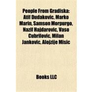 People from Gradiska by , 9781158652761