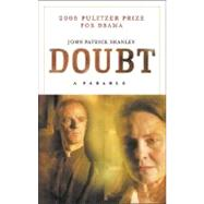 Doubt by Shanley, John Patrick, 9781559362764