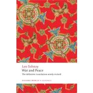 War and Peace by Tolstoy, Leo; Maude, Louise and Aylmer; Mandelker, Amy, 9780199232765