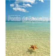 Ponto de Encontro Portuguese as a World Language by Jouet-Pastre, Clemence de; Klobucka, Anna; Sobral, Patrícia Isabel; Moreira, Maria Luci de Biaji; Hutchinson, Amelia P., 9780205782765