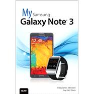 My Samsung Galaxy Note 3 by Johnston, Craig James; Hart-Davis, Guy, 9780789752765