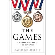 The Games by Goldblatt, David, 9780393292770