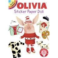 Olivia Sticker Paper Doll