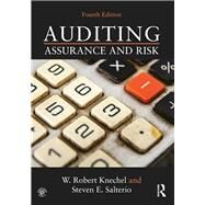 Auditing: Assurance and Risk by Knechel; W. Robert, 9781138692770