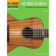 Easy Songs for Ukulele by Lil' Rev, 9781423402770