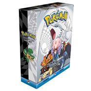 Pokemon Black and White Box Set 3 Includes Volumes 15-20