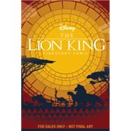 Disney Lion King Cinestory Comic by Disney Studios; Motter, Dean R., 9781988032771