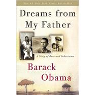 Dreams from My Father by OBAMA, BARACK, 9781400082773