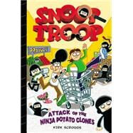 Snoop Troop: Attack of the Ninja Potato Clones by Scroggs, Kirk, 9780316242776