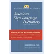 Random House Webster's Compact American Sign Language Dictionary at Biggerbooks.com