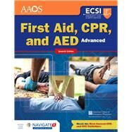 First Aid, CPR, and AED with Navigate 2 Advantage Access by Thygerson, Alton L.; Thygerson, Steven M., Ph.D.; Gulli, Benjamin, M.D.; Mell, Howard K., M.D.; Elling, Bob, 9781284162776