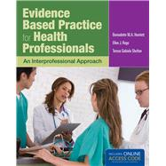 Evidence-Based Practice for Health Professionals (Book with Access Code) by Howlett, Bernadette, 9781449652777