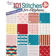 101 Stitches for Afghans by Leinhauser, Jean, 9781590122778