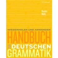 Handbuch zur deutschen Grammatik by Rankin, Jamie; Wells, Larry, 9781439082782
