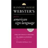 Random House Webster's Pocket American Sign Language Dictionary at Biggerbooks.com