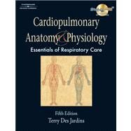 Cardiopulmonary Anatomy and Physiology by Des Jardins, Terry, 9781418042783