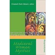 Medieval Women Mystics by Obbard, Elizabeth Ruth, 9781565482784