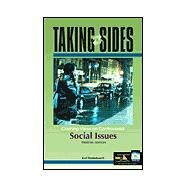 Taking Sides : Clashing Views on Controversial Social Issues by FINSTERBUSCH K, 9780072822786