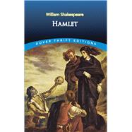 Hamlet by William Shakespeare, 9780486272788