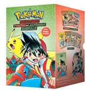 Pokémon Adventures Fire Red & Leaf Green / Emerald Box Set Includes Volumes 23-29 by Kusaka, Hidenori; Yamamoto, Satoshi, 9781421582788