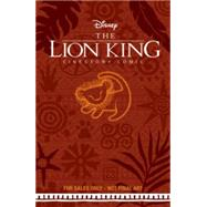 Disney the Lion King Cinestory Comic by Disney Studios; Motter, Dean R., 9781988032788