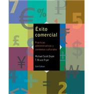 Exito comercial (with Premium Web Site Printed Access Card) by Doyle, Michael Scott; Fryer, T. Bruce, 9781285462790