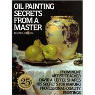 Oil Painting Secrets from a Master : 25Th Anniversary Edition by Linda Cateura, 9780823032792