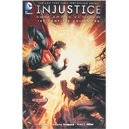 Injustice: Gods Among Us Year One: The Complete Collection by TAYLOR, TOM, 9781401262792