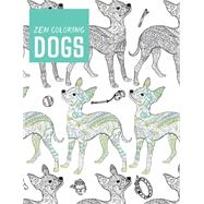 Zen Coloring Dogs by Guild of Master Craftsman Publications Ltd, 9781784942793