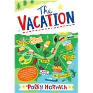 The Vacation by Horvath, Polly, 9781250062796