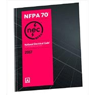 NFPA 70: National Electrical Code (NEC) Spiral bound, 2017 Edition by NFPA, 9781455912797