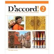 D'accord Level 2 Student Edition + Supersite + Vtext + e-cahier by Vista Higher Learning, 9781626802797