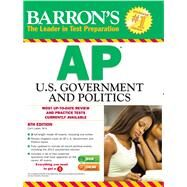 Barron's AP United States Government & Politics by Lader, Curt, 9781438002798