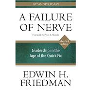 A Failure of Nerve by Treadwell, Margaret M.; Beal, Edward W., 9781596272798
