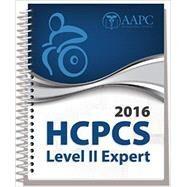 HCPCS Level II Expert 2016 9781626882799U