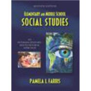 Elementary and Middle School Social Studies by Farris, Pamela J., 9781478622802