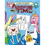 Learn to Draw Adventure Time by Unknown, 9780843182804
