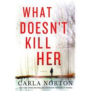 What Doesn't Kill Her A Novel by Norton, Carla, 9781250032805
