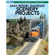 Easy Model Railroad Scenery Projects by Wilson, Jeff; Ford, Tom (CON), 9781627002806