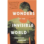 Wonders of the Invisible World by BARZAK, CHRISTOPHER, 9780385392808