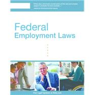 The Essential Guide to Federal Employment Laws by Guerin, Lisa; Barreiro, Sachi, 9781413322811